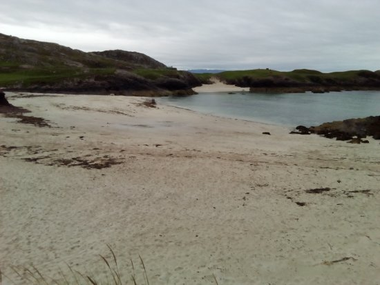 Clachtoll, UK: Beautiful Beach