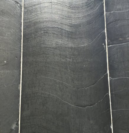 Bryn Mawr, Pensilvanya: Slate exterior wall of Erdman Hall