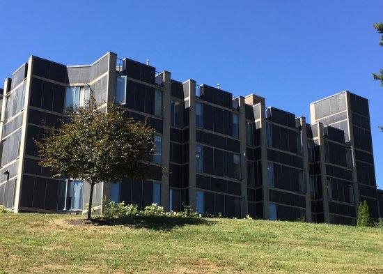 Bryn Mawr, PA: Exterior of Erdman Hall