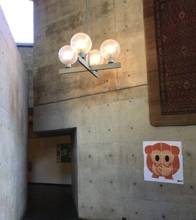 Bryn Mawr, PA: Inside Erdmans Hall