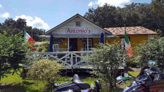 Antonio's Made in Italy : View from the highway