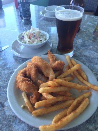 Rod & Reel Pier: Grouper Fingers special