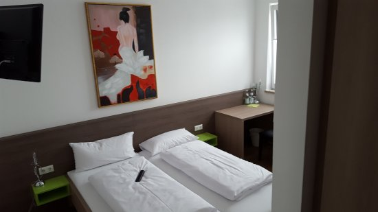 Altdorf, Alemania: Die Betten