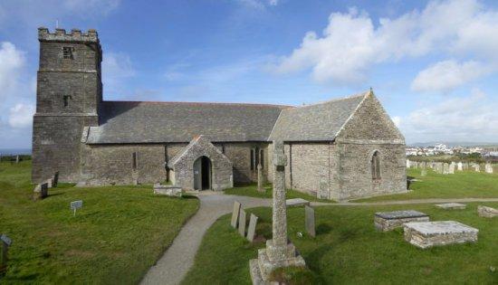 St. Materiana's Church: Parish Church von Tintagel