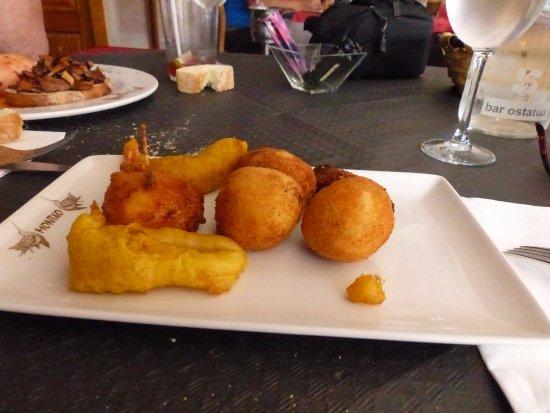 Urdazubi-Urdax, España: Un plat