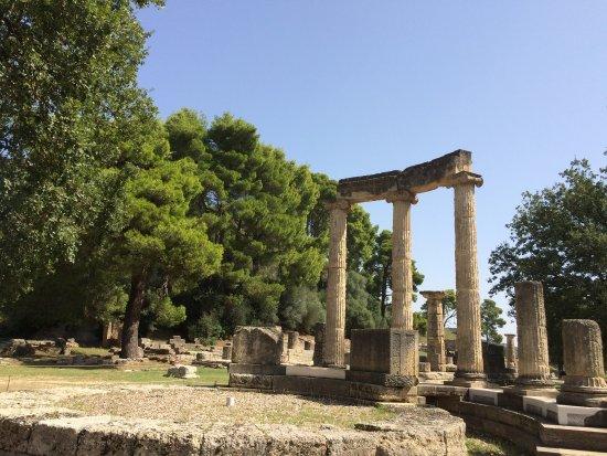 写真古代オリンピア枚