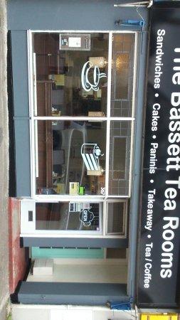 Bassett Tea Rooms Southampton