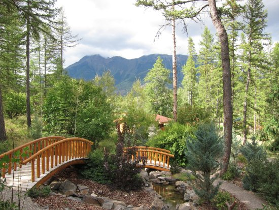 Cranbrook, Canadá: View from the Lodge