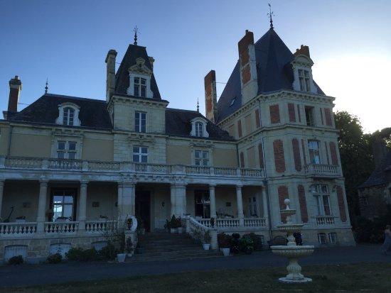 Chateau Le Breil  Chemille  France