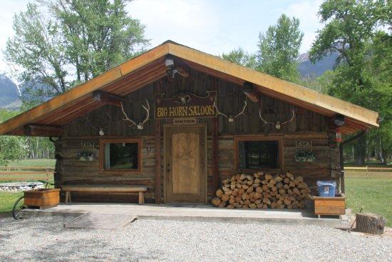 Cranbrook, كندا: Honeymoon Cabin