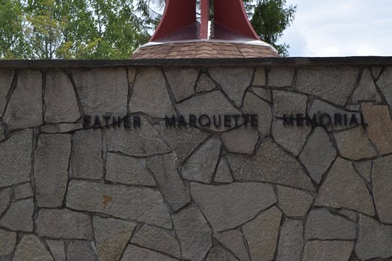 Father Marquette National Memorial: Father Marquette Memorial