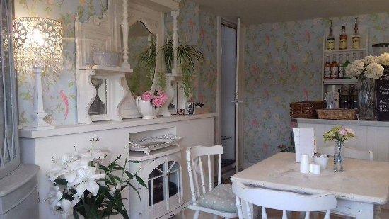 Kippford, UK: Inside the tearooms
