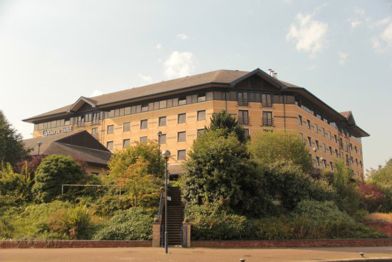 Copthorne Hotel Merry Hill Dudley: Exterior of the hotel