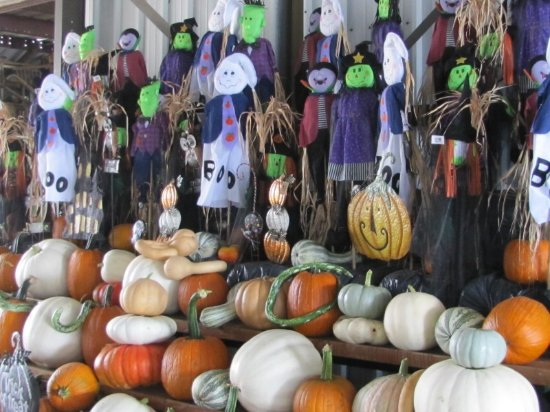 "Shelbyville, KY: Getting ready for the ""Fall"" Spook time"