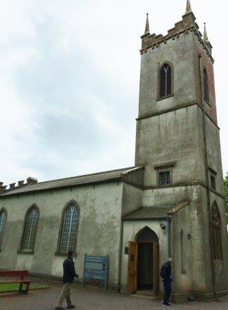 County Meath, Irlanda: Very old church