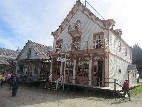 Barkerville Historic Town: Barkerville Hotel