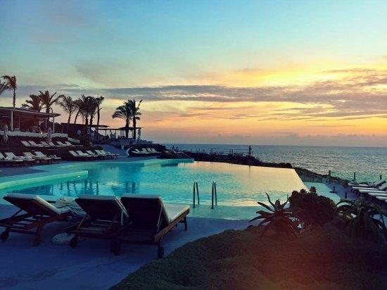 Therasia Resort: September sunset