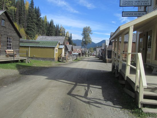 Barkerville, Canadá: China town