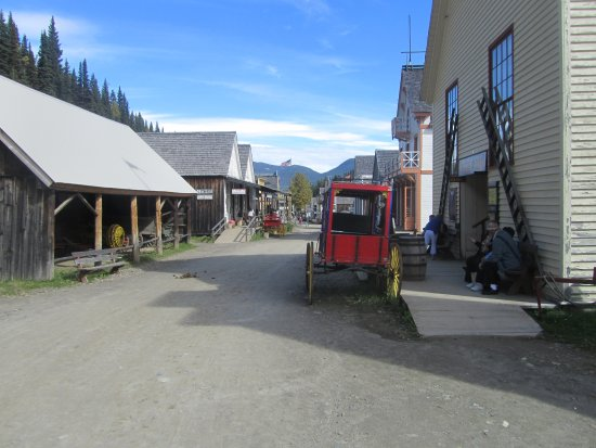 Barkerville, Canadá: Theatre Royale
