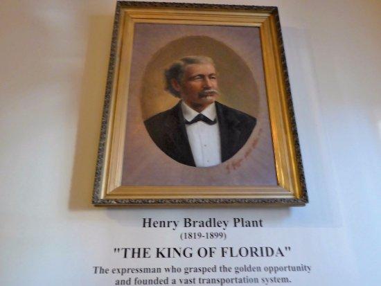Henry B. Plant Museum: Henry B. Plant