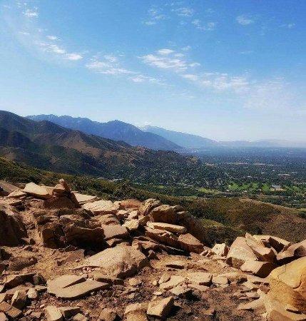 The Living Room Trail: Amazing views