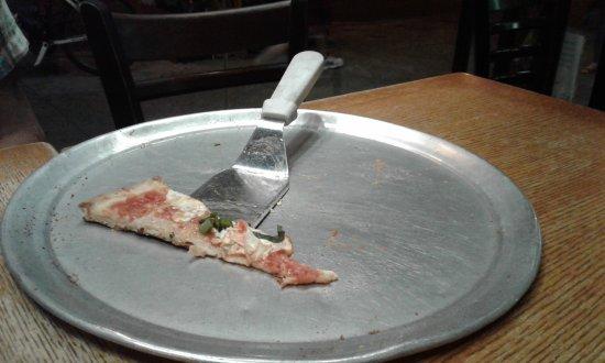 Tony Roni medium pizza - Picture of Uncle Mario\'s Brick Oven Pizza ...
