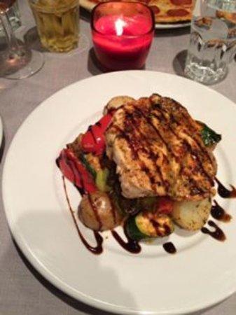 Rhosneigr, UK: Dinner