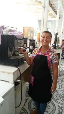 Antioquia Department, Colombia: Cafe Saturia