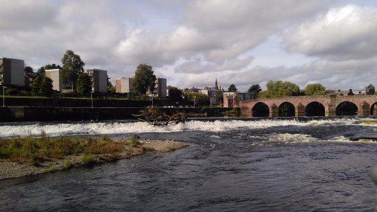 Dumfries, UK: River Nith