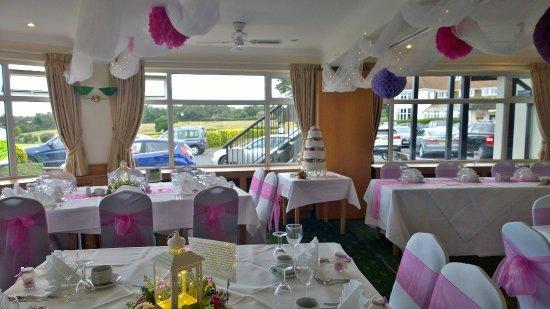 North Foreland Golf Club Restaurant Foto