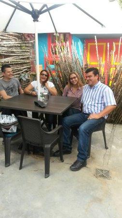 Antioquia Department, โคลอมเบีย: Experiencia del café. La verdad que es un café único. Si vienes a Jericó y no pasas por Saturia