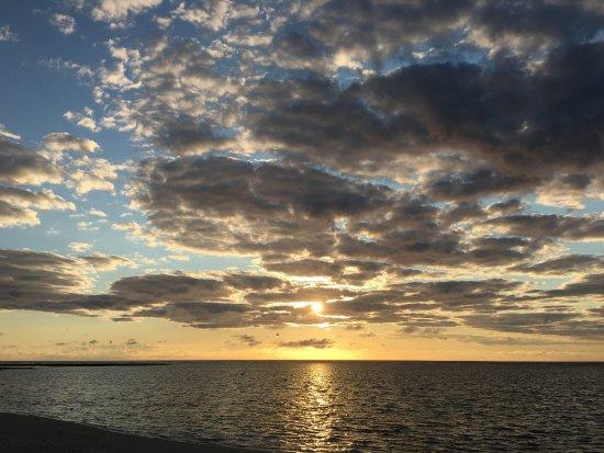 Lady Elliot Island, Australia: Sunrise Sept 2016