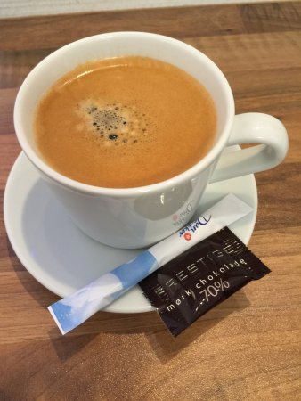 Stege, Δανία: Cafe americano