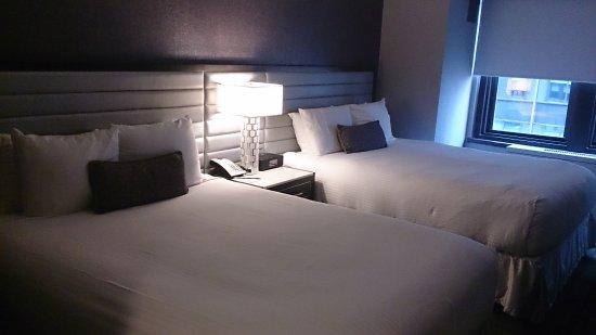 Park Central Hotel New York: Habitación con dos camas king