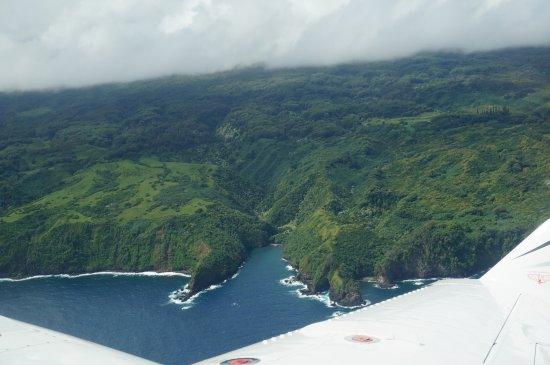 Ka'anapali, HI: Topography of Maui