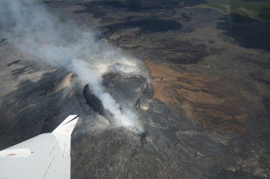 Ka'anapali, HI: Volcano on Big Island