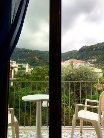 A very pleasant stay in Sorrento