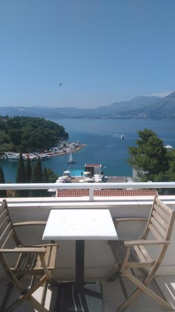 Villa Marlais: every morning you wake-up with this view!