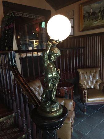 Morristown, Nueva Jersey: Art deco lamp