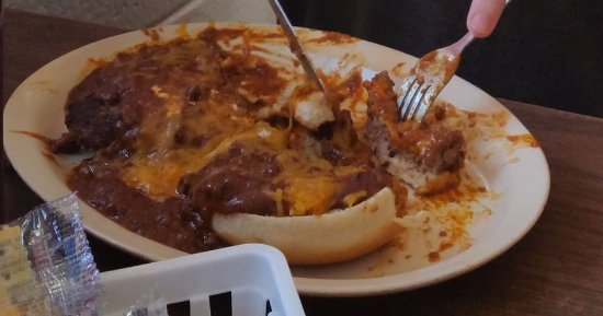 Tuskegee, AL: Burger Chili Cheese