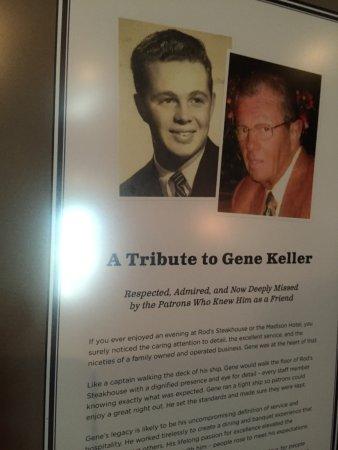 Morristown, NJ: Gene Keller