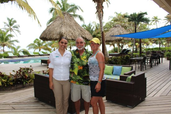 El Pescador Resort: with Marlin