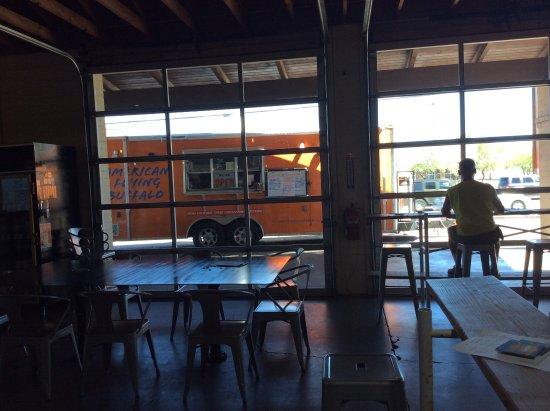 arizona beer house food truck serves beer house