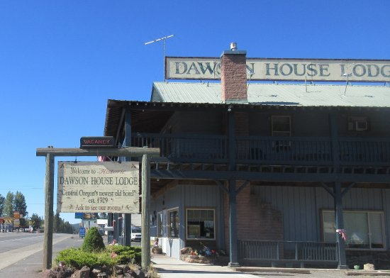 Dawson House Lodge, Chemult, Oregon