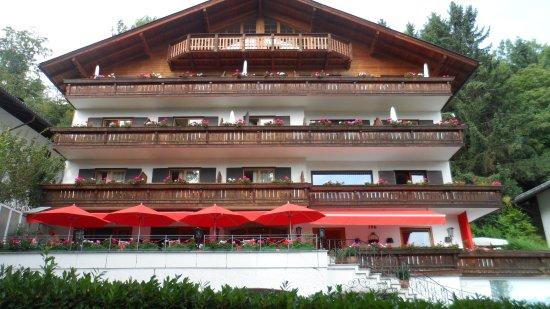 Hotel Furian am Wolfgangsee: Hotel Terrace