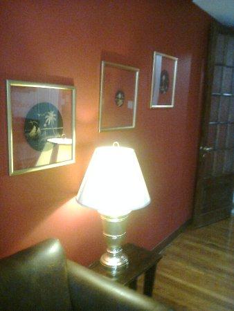 Loft & Arte Apart Boutique: Living-comedor