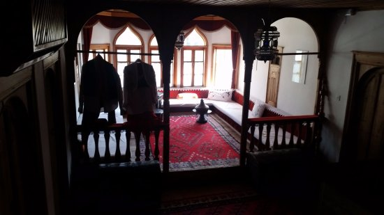 Bosnian National Monument Muslibegovic House Hotel: Area dell hotel adibita a museo