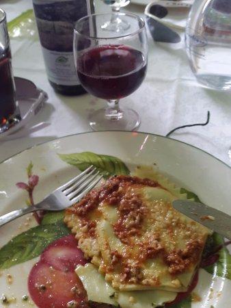 Roccalbegna, Itália: Home made pasta
