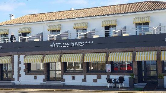 Hôtel Les Dunes : 20160917_100842_large.jpg