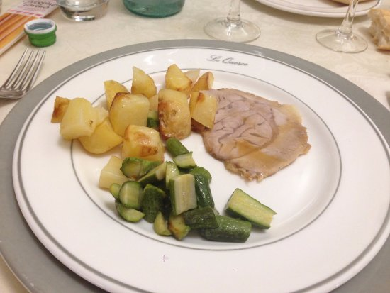 Ossona, อิตาลี: secondi piatti carne